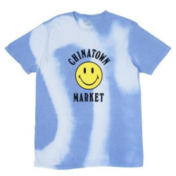 CHINATOWN MARKET : SMILEY LOGO COLOR CHANGE TEE