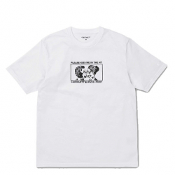 CARHARTT W.I.P X PASSPORT : GOOD BYE TEE