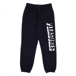 PLEASURES : HARVARD EMBROIDERED SWEATPANT
