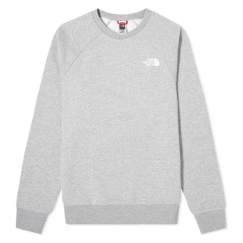 THE NORTH FACE : RAGLAN REDBOX CREWNECK