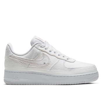 "NIKE : WMNS AIR FORCE 1 TEAR AWAY ""WHITE"""
