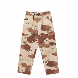 STÜSSY : CAMO TAPED SEAM FIELD CARGO PANT