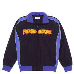 FUCKING AWESOME : TWO TONE WARM UP JACKET