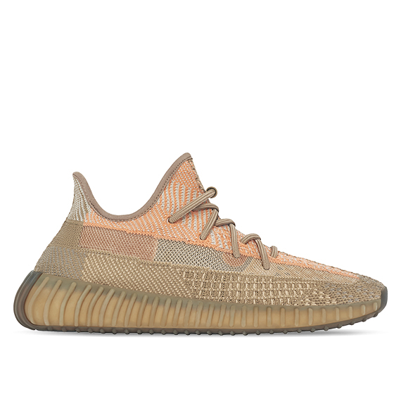 ADIDAS : YEEZY BOOST 350 V2 SAND TAUPE