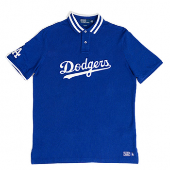 RALPH LAUREN X MLB : DODGERS POLO