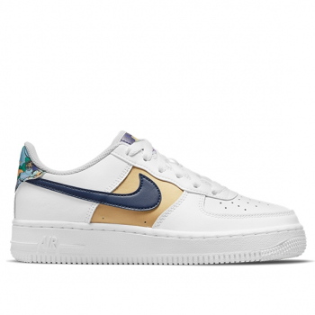 NIKE : AIR FORCE 1 GS FLORAL